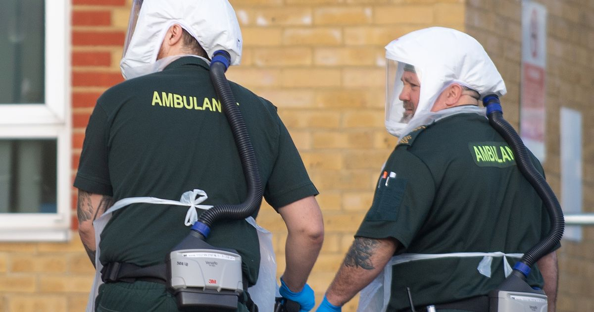 Call for higher-grade PPE amid fears Covid is airborne