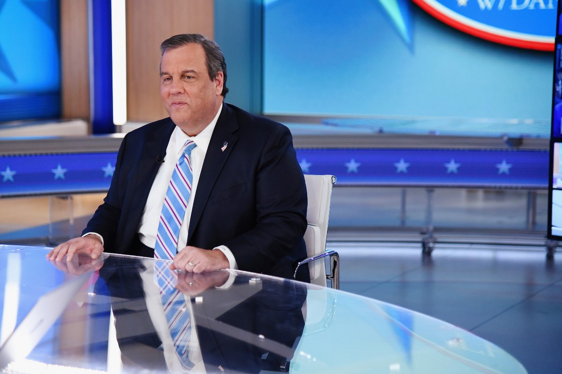 Christie: It's not 'unusual' for politicians to challenge election results