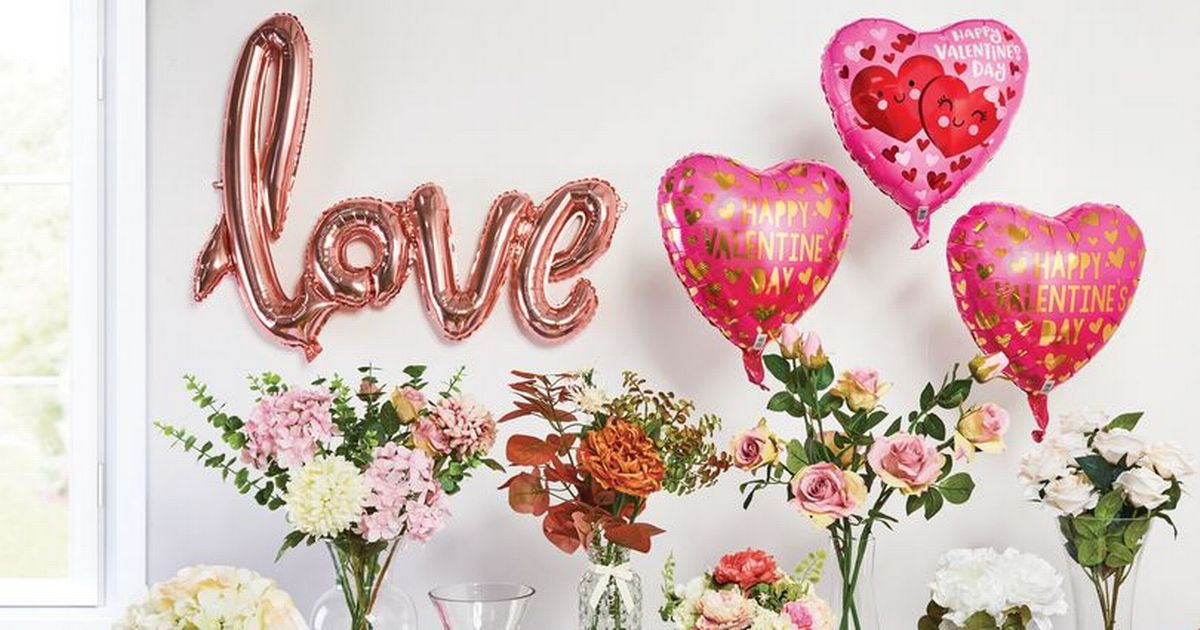 Create a Valentine's night in with The Range's new homeware collection
