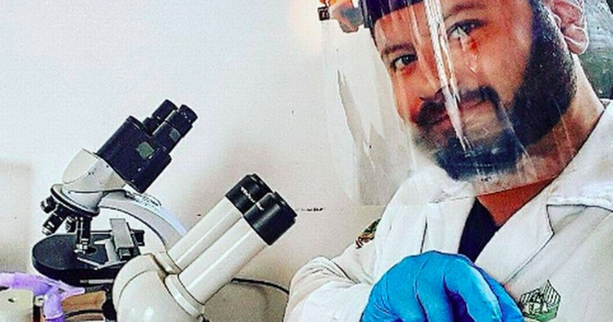 Diseases scientist fighting for his life in coma after organs fail in Mexico