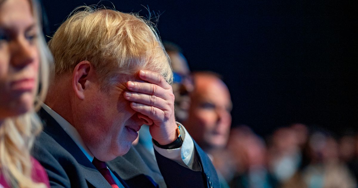 Downing Street rejects accusation Boris Johnson has naps at work