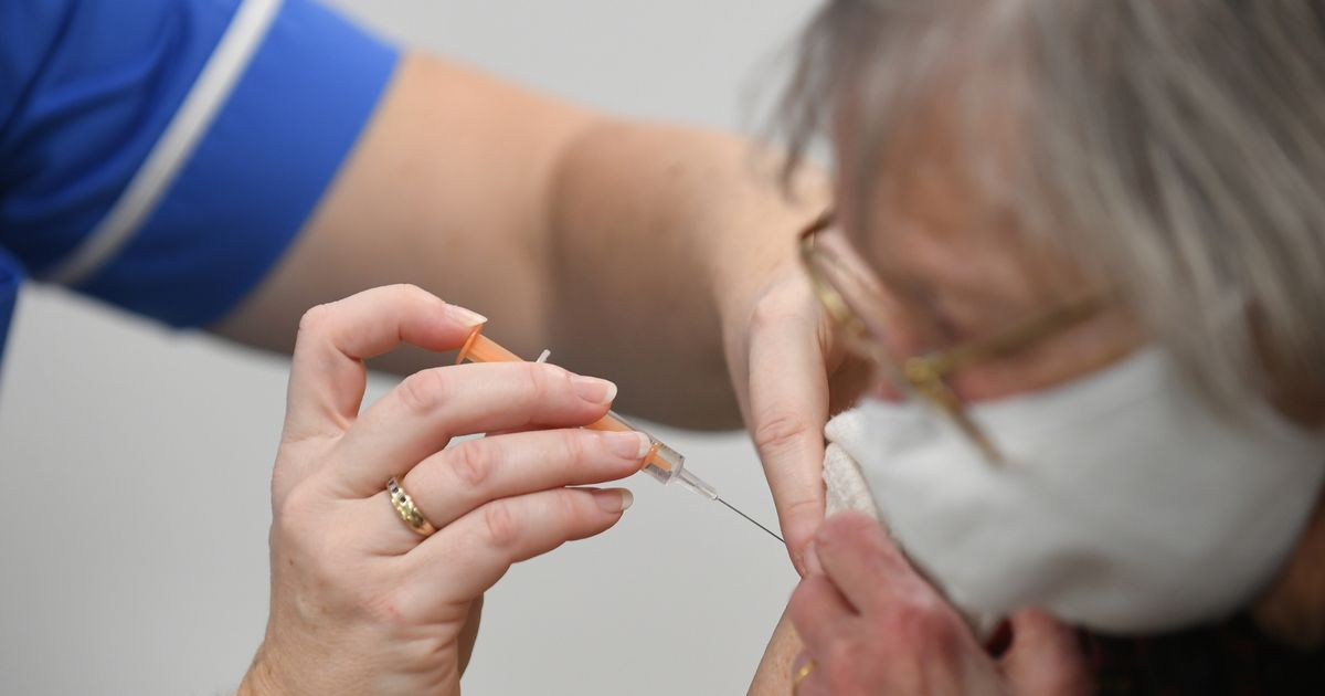 England to have 50 mass vaccination centres by end of January