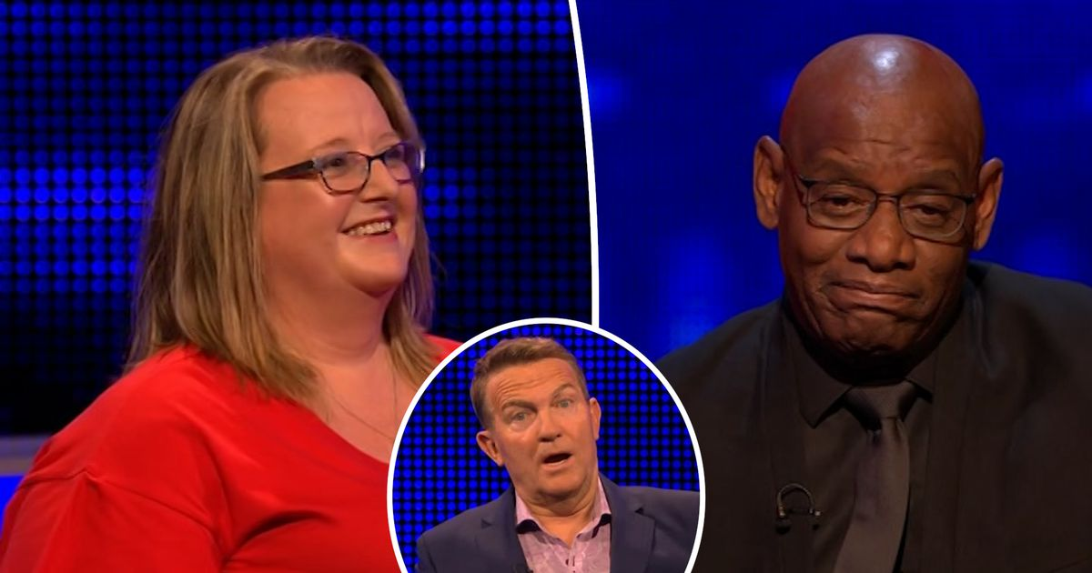 Fighting talk on The Chase as Shaun Wallace bites back from insult