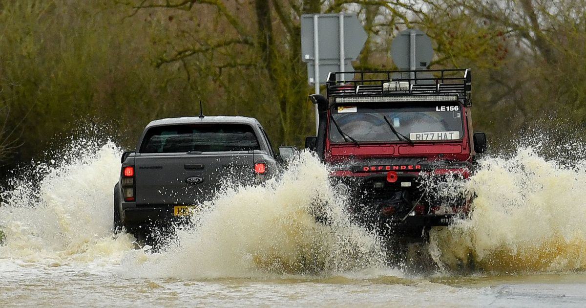 Flooding across the UK 'could increase by average 15-35% by year 2080'