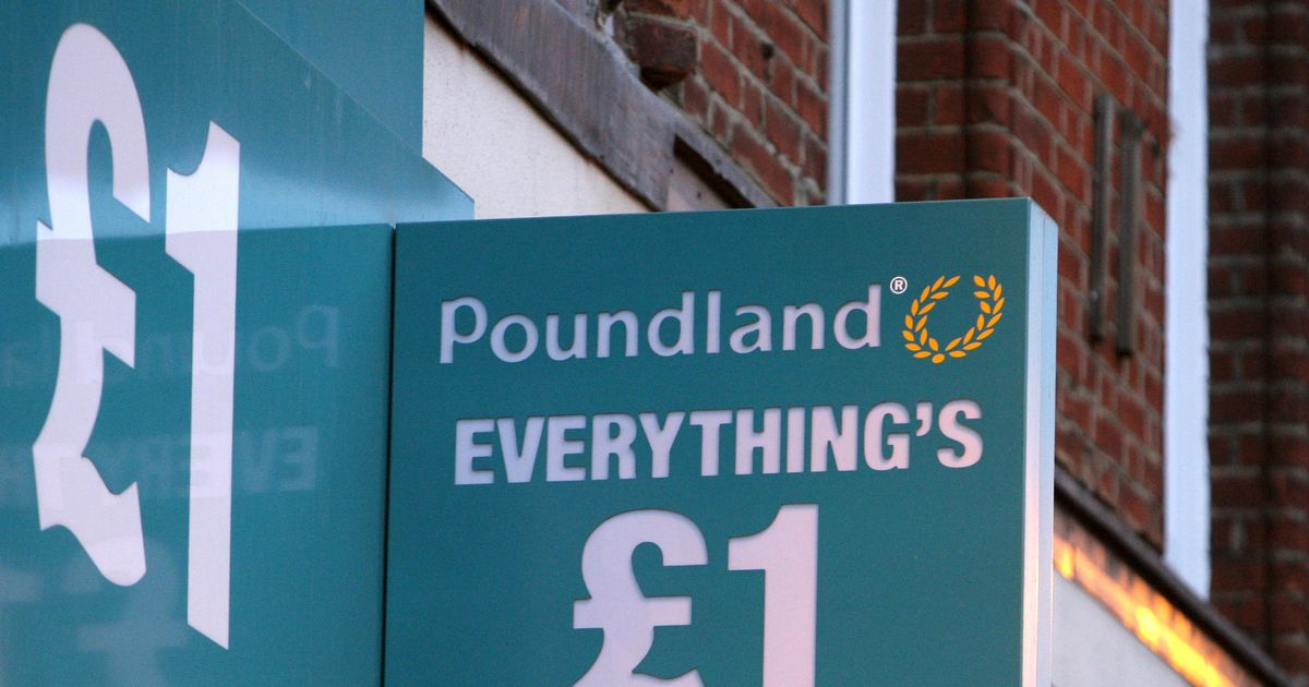 Full list as Poundland closes 44 branches this weekend