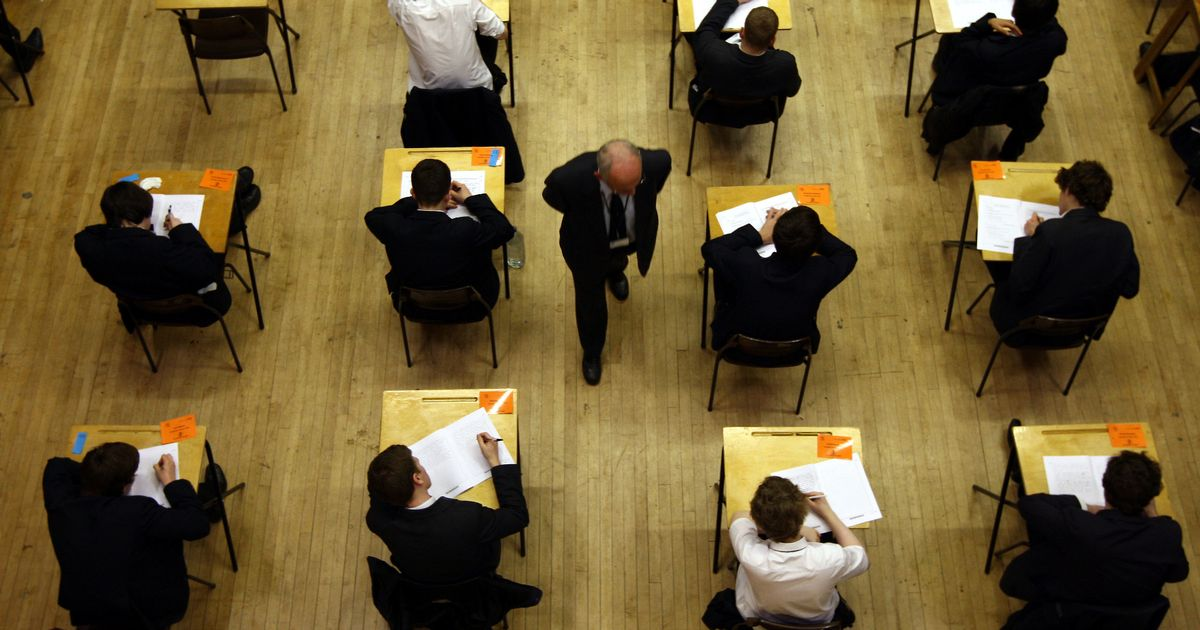 GCSEs and A Level exams cancelled this year, officials confirm
