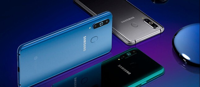 Galaxy A50 starts receiving update to One UI 2.5 in Brazil