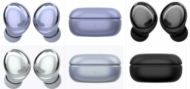 Galaxy Buds Pro name appeared on Samsung's website