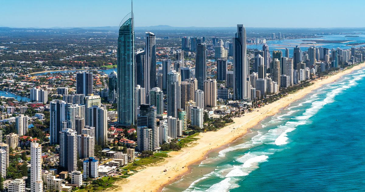Girls, 15, 'raped at Australian resort' after meeting 3 men on New Year's Eve
