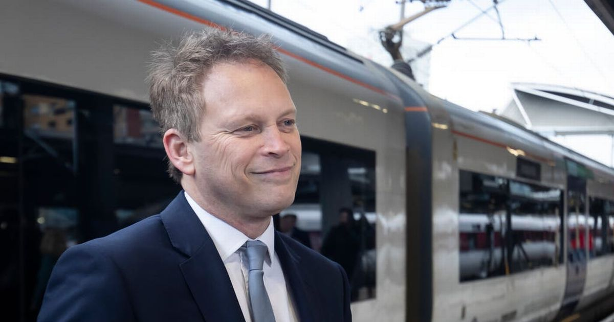 Grant Shapps says he last person you should take travel advice from