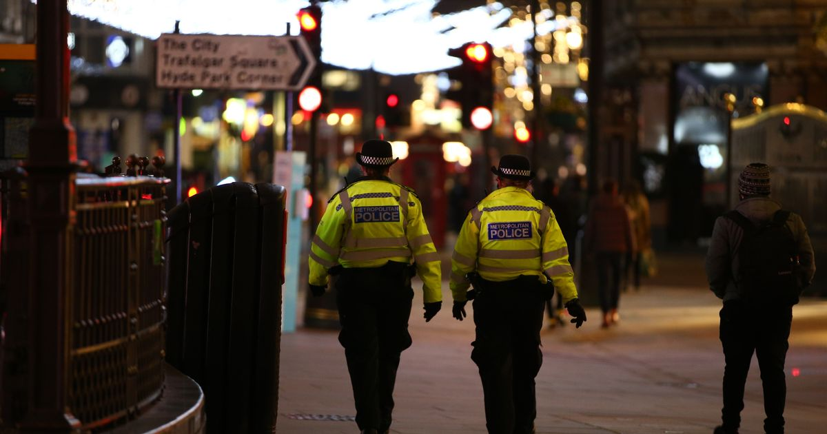 Hundreds of fines as police break up New Year parties across England