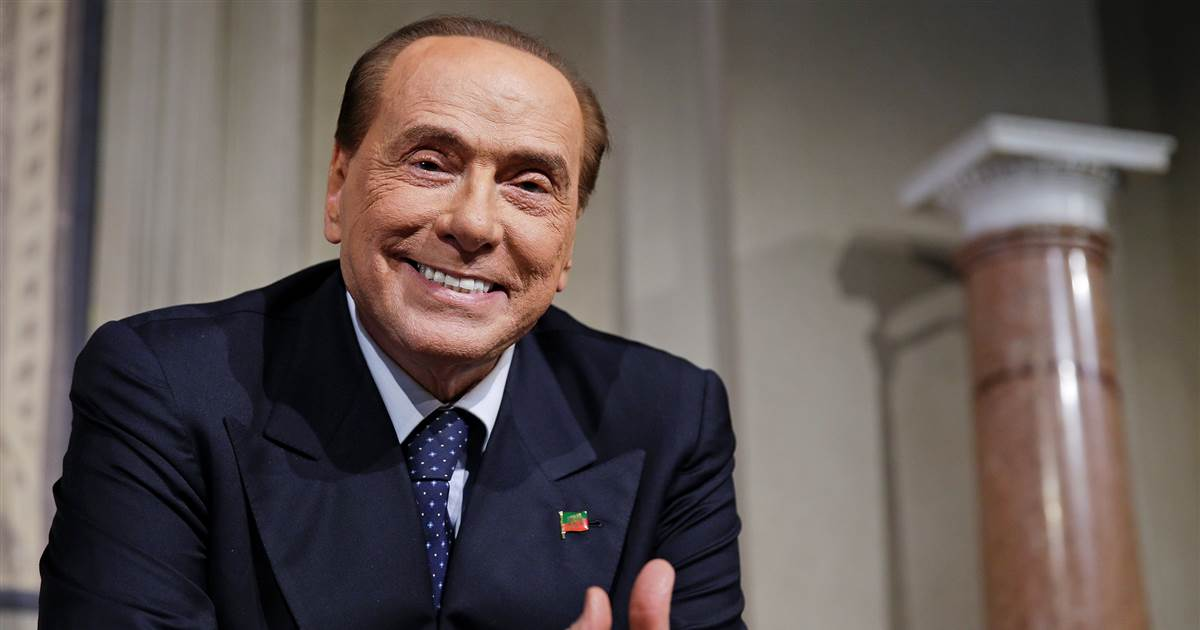 Italy's former PM Berlusconi in hospital with heart problems, doctor says