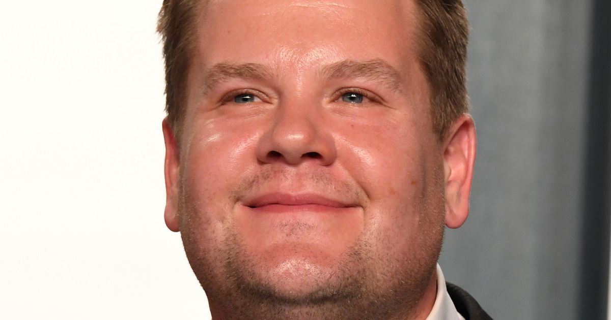 James Corden turns to WW for new year diet in bid to lose weight