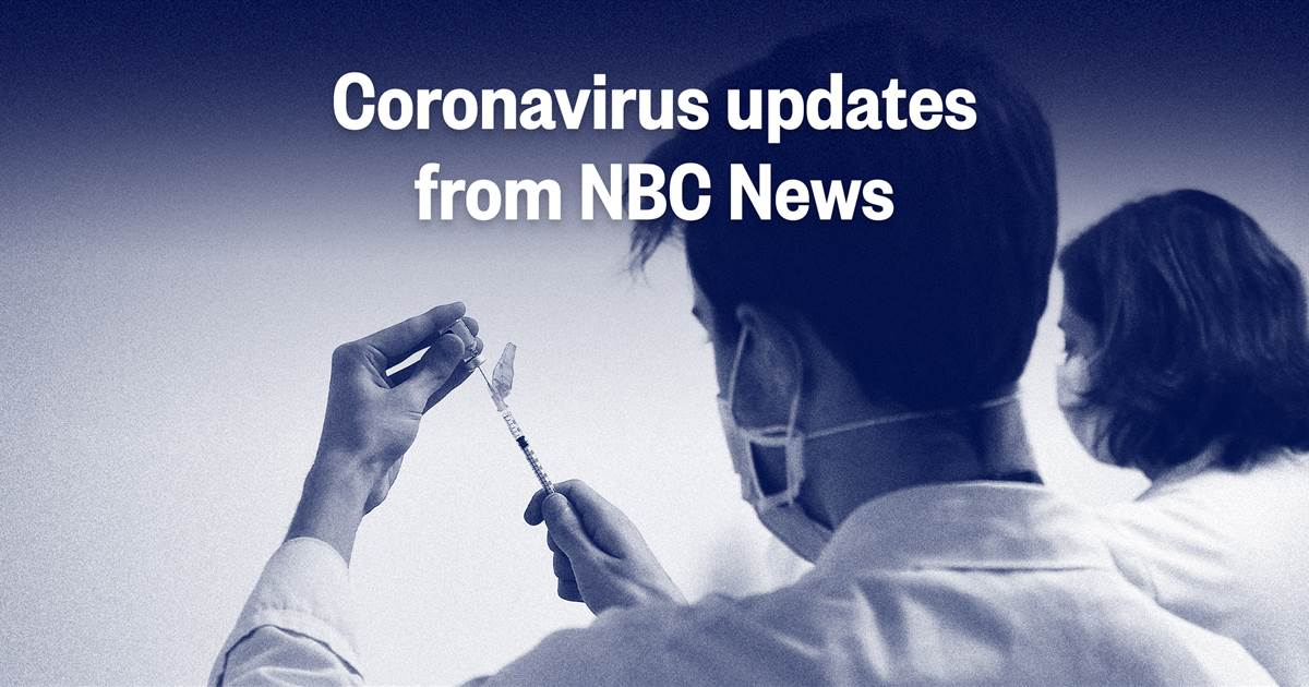 Jan. 5 Coronavirus updates: Supreme Court justices will receive vaccine