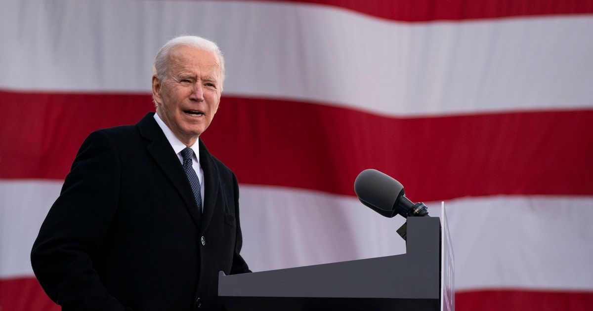 Joe Biden officially becomes 46th president of the United States