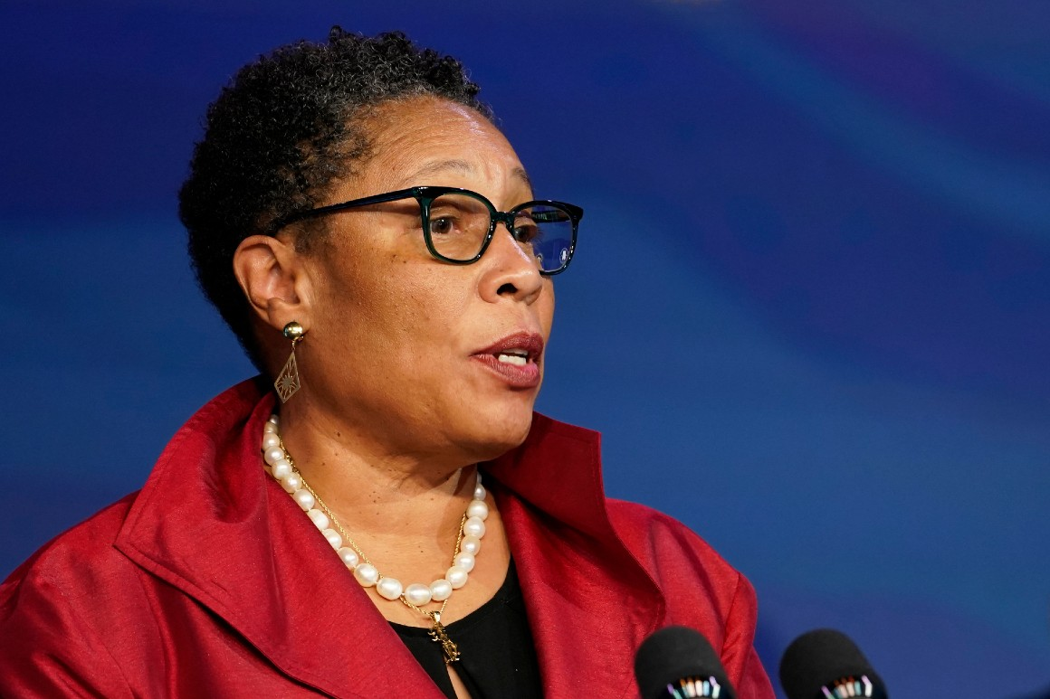 Marcia Fudge to press senators for more housing aid, setting up clash with GOP