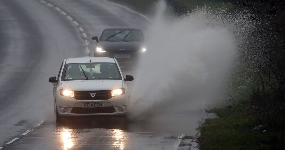 Met Office officially names Storm Christoph with three days of warnings