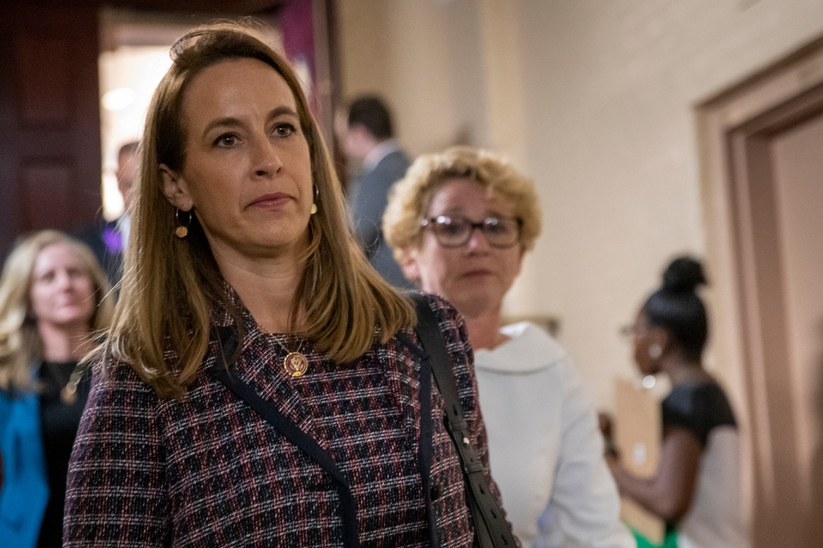 Mikie Sherrill says unidentified lawmakers led 'reconnaissance' tours ahead of Capitol attack