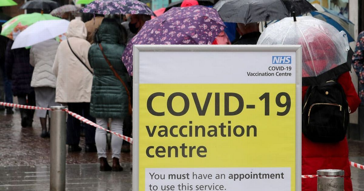 More than a million have Covid in England but rates are levelling off