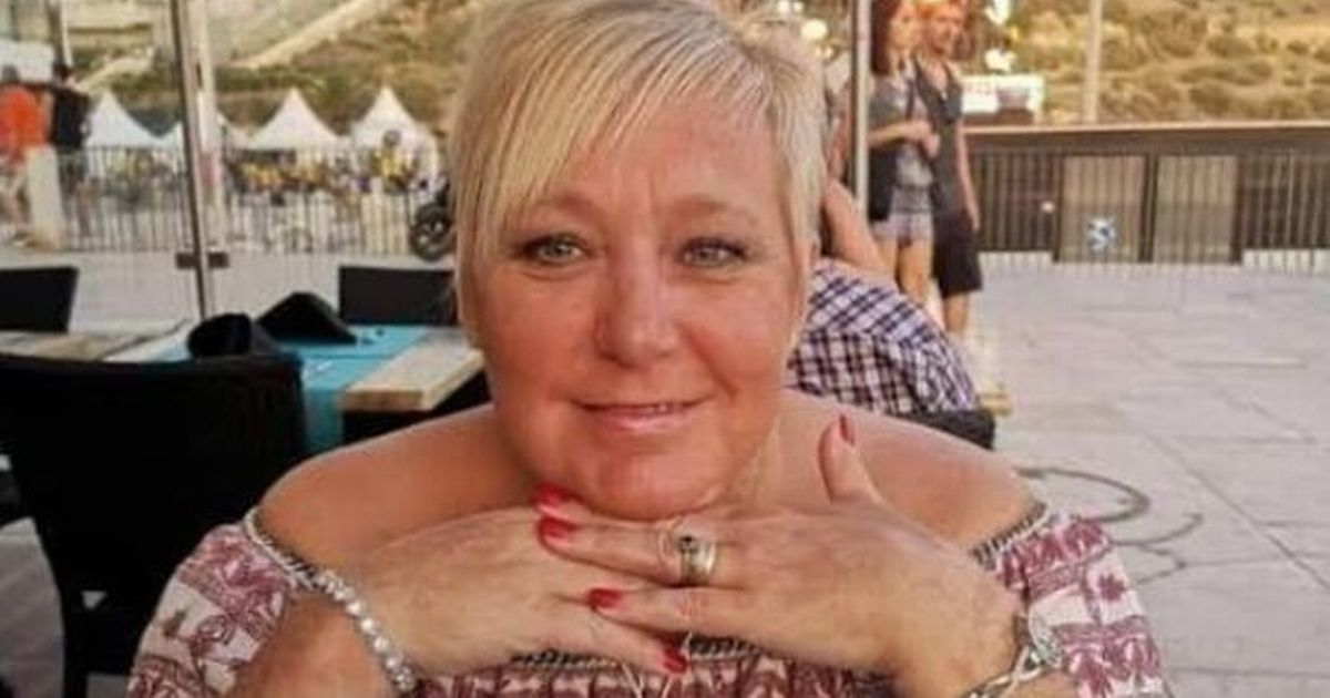 Mum, 54, died with Covid days after 'fainting during coughing fit'