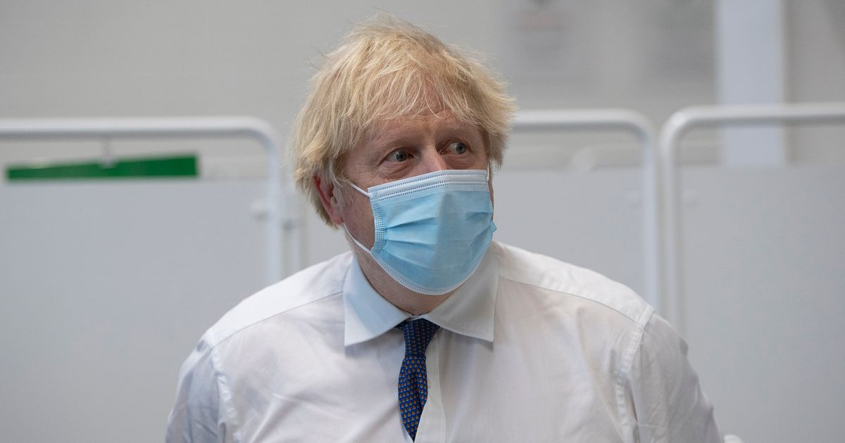 NHS facing oxygen shortages in some areas, warns Boris Johnson