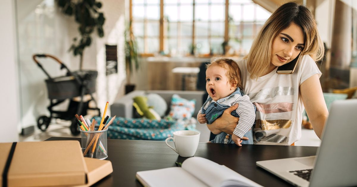Over 70% of working mums' furlough requests rejected by bosses