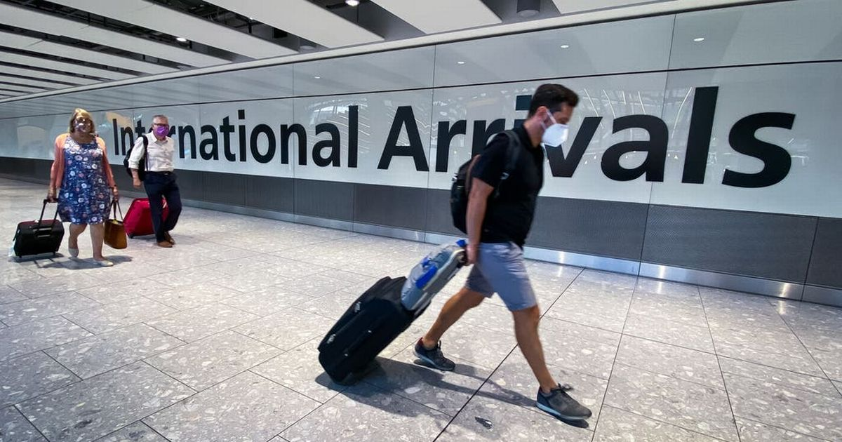People could be stranded abroad by new travel rules, says airport boss