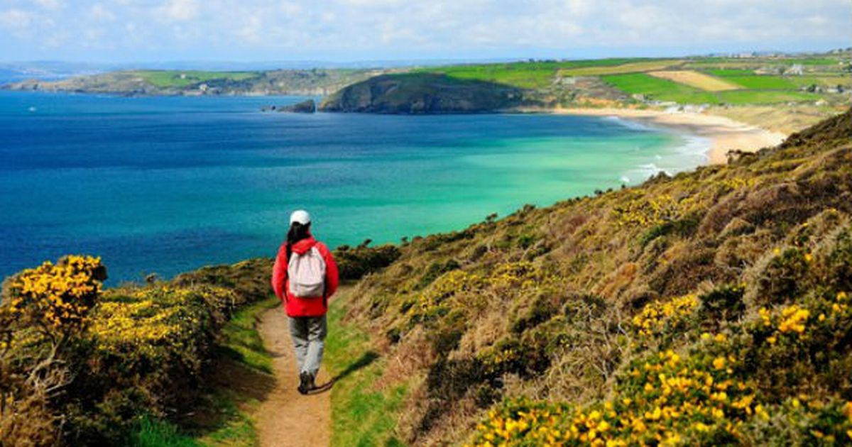 Police called for as 100 surfers descend on Cornish beach