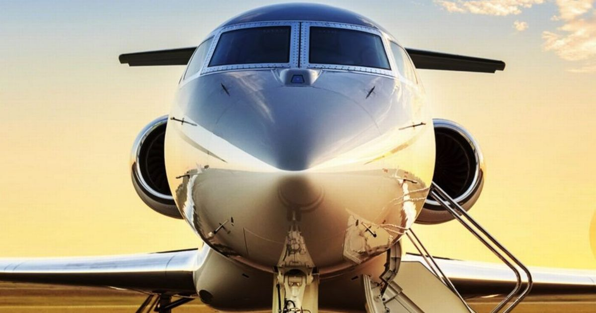 Private jet flights surge in rush to beat planned Covid quarantine rules
