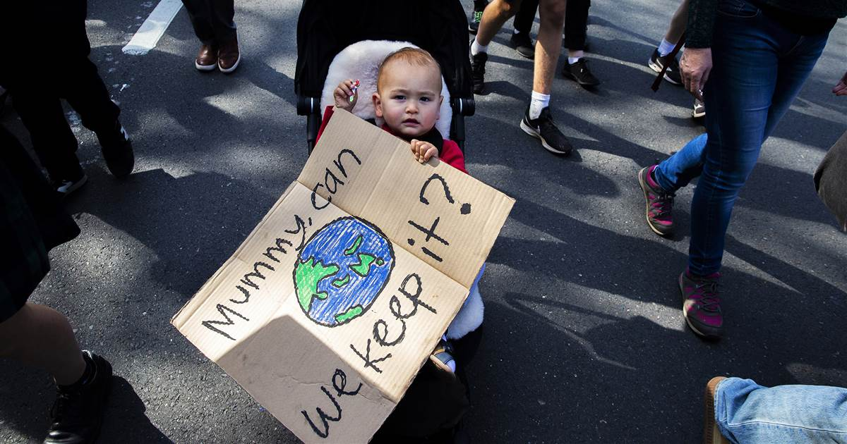 Public backs climate change action across the globe, massive U.N. poll finds