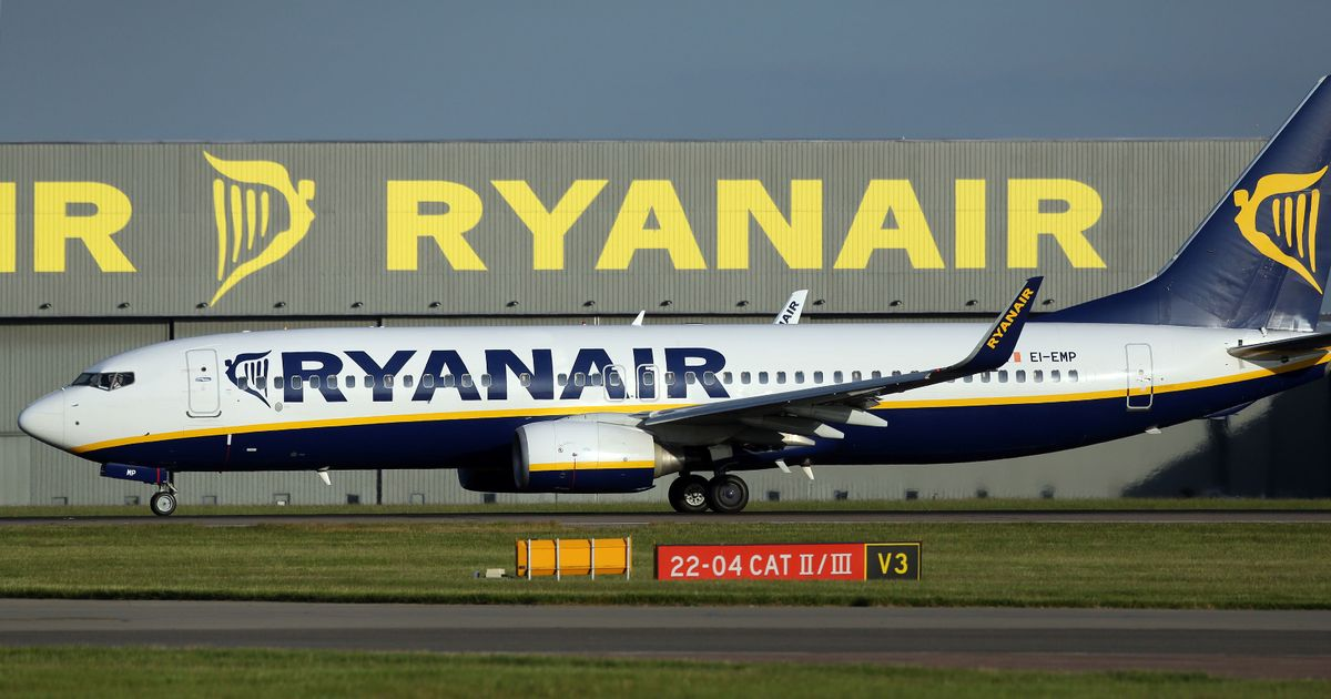 Ryanair threat to axe flights in backlash over 'draconian' lockdown
