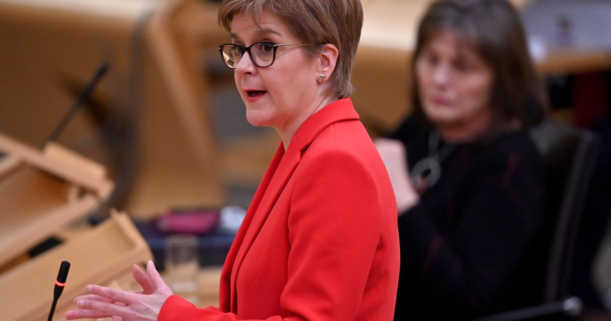 Scotland to go into national lockdown, first minister announces