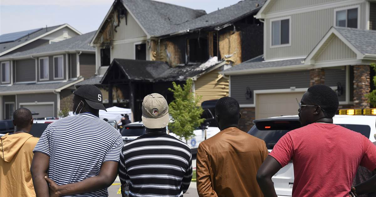 Senegalese community in Denver grieves six months after family of five killed in fire