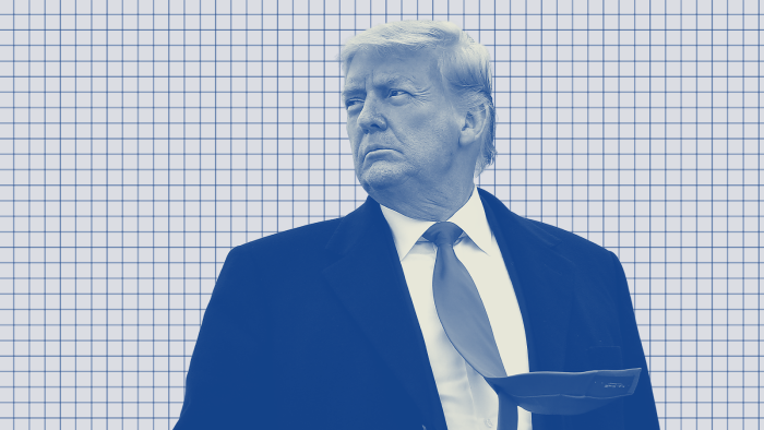 Since The Capitol Attack, Trump's Approval Rating Has Plummeted At A Record Rate