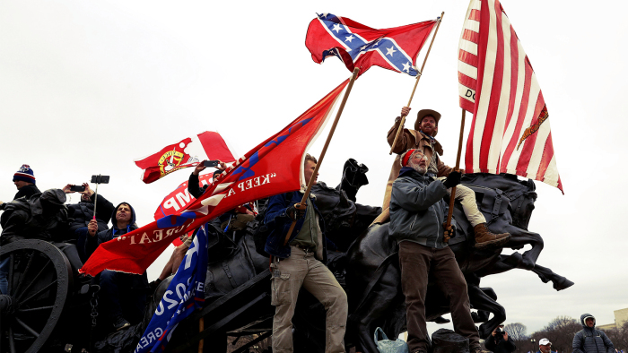 Storming The U.S. Capitol Was About Maintaining White Power In America
