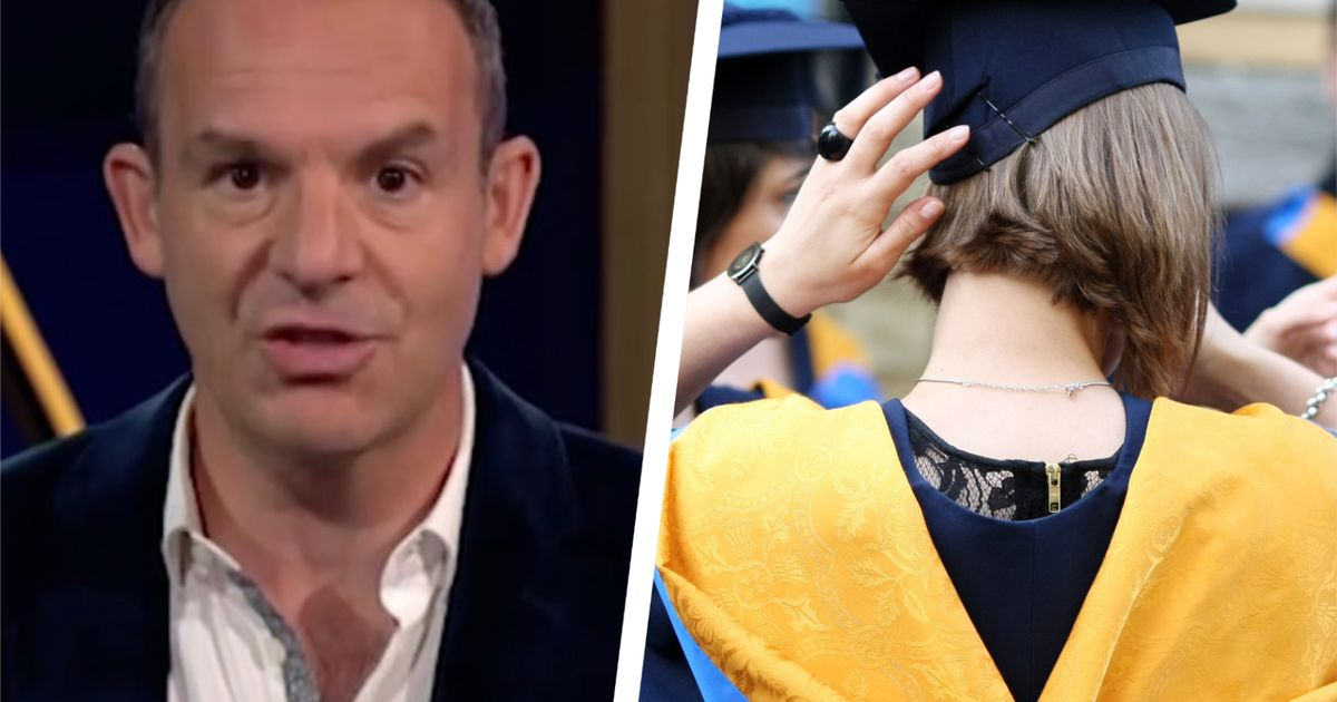 Students in university halls could claim rent refunds with Martin Lewis' advice