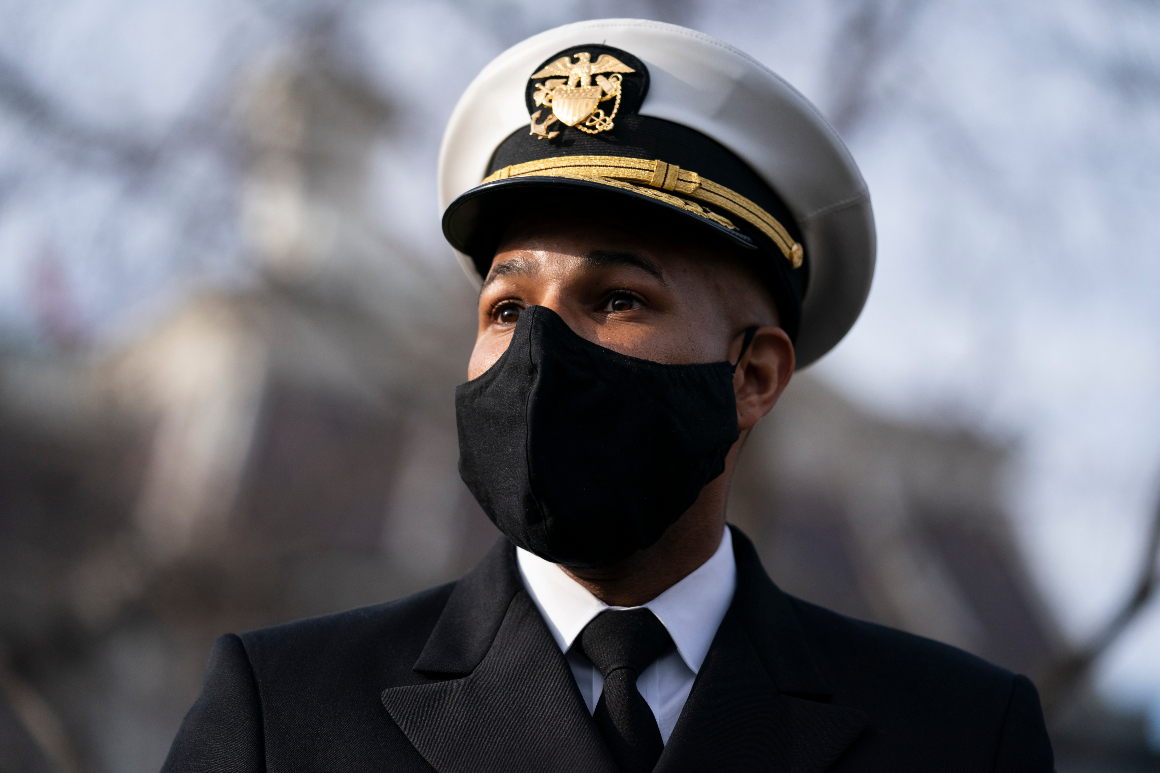 Surgeon general to step down as Biden requested