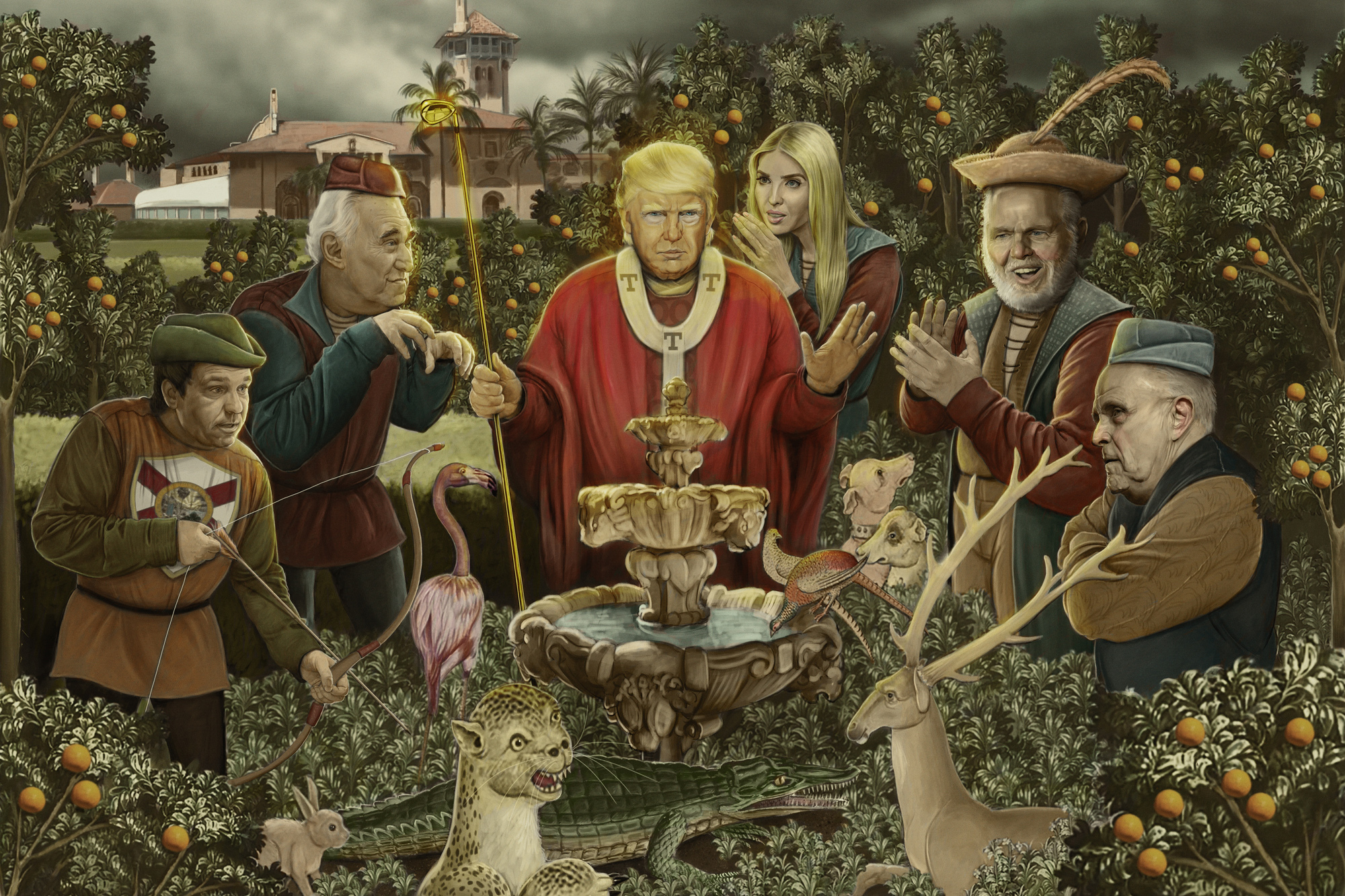 The Antipope of Mar-a-Lago