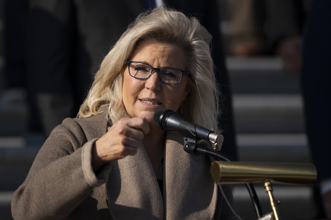 The Cheney-McCarthy rift busts open