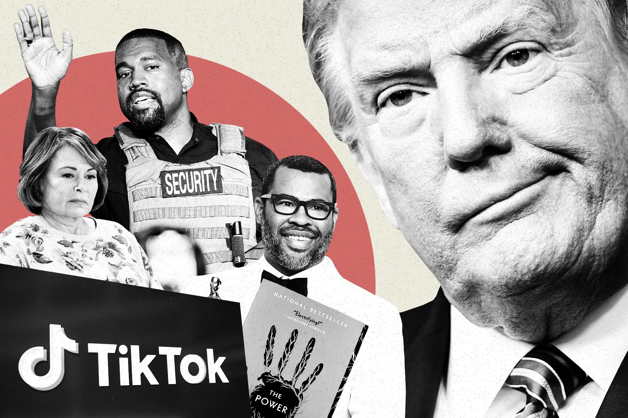 The Eight Pieces of Pop Culture That Defined the Trump Era