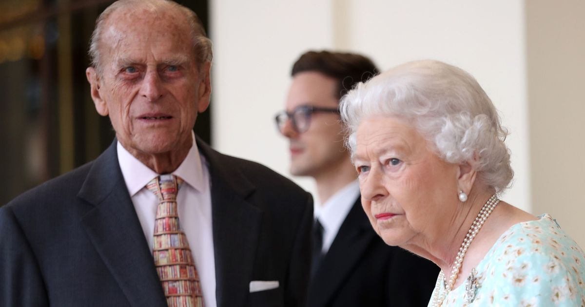 The Queen and Prince Philip receive their Covid-19 vaccinations