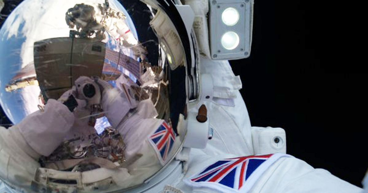 The UK is finally contributing new technology to the International Space Station