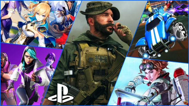 These were the most downloaded free games on PS5