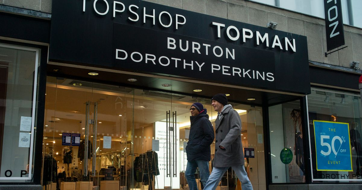 Topshop owner to permanently shut 31 more stores