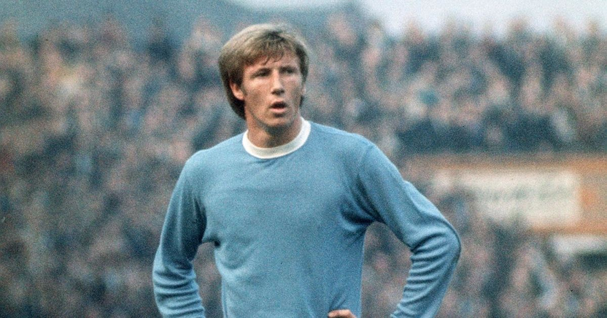 Tributes as ex-Man City and England midfielder Colin Bell dies