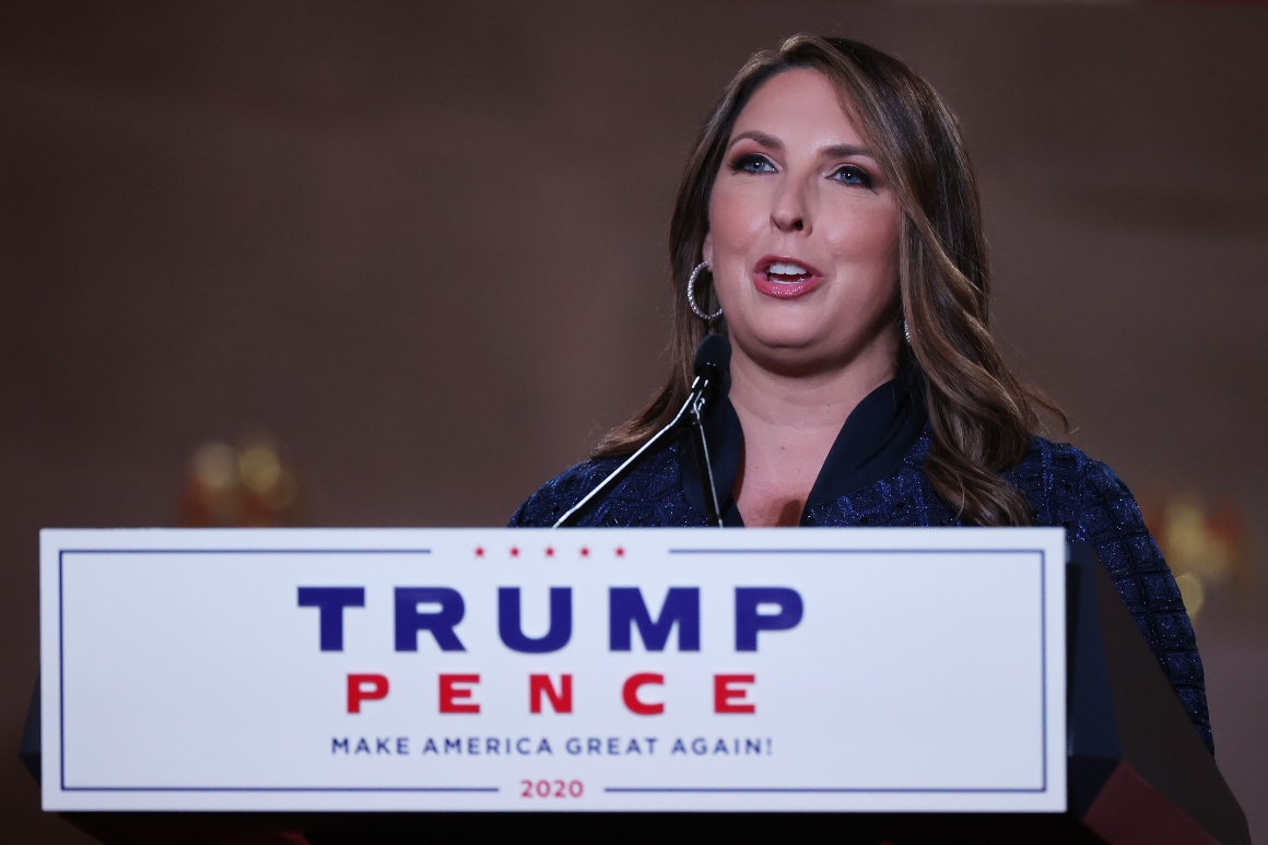 Trump allies reelected to lead RNC as party faces reckoning