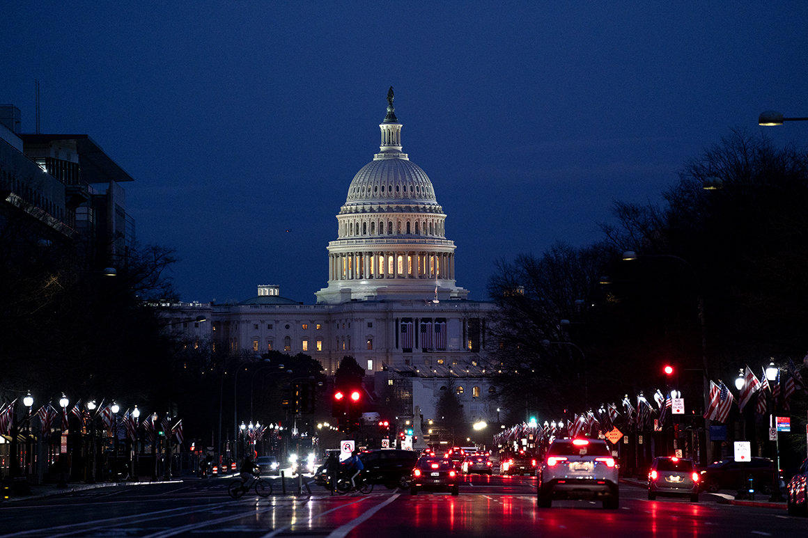 Trump declares state of emergency in D.C. ahead of inauguration