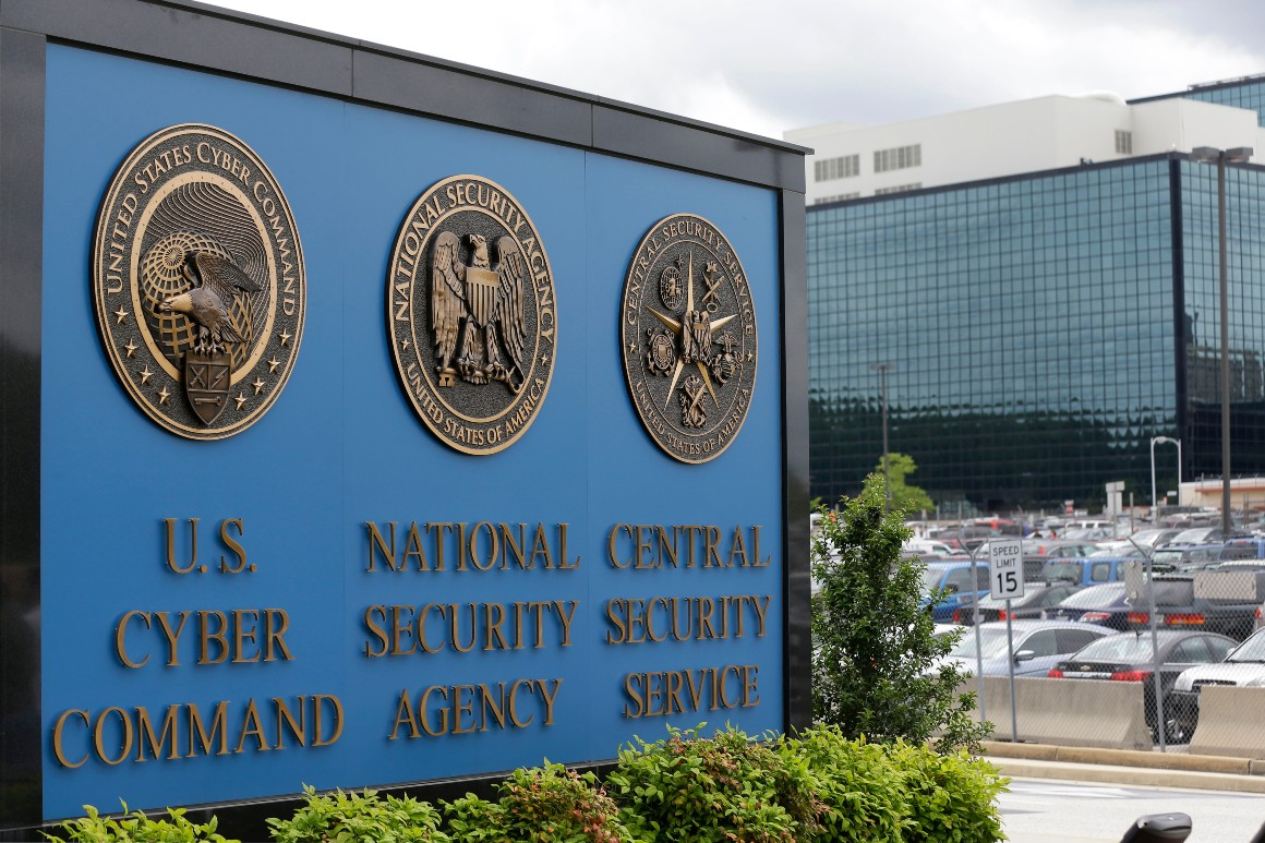 Trump loyalist to be installed as NSA's top lawyer