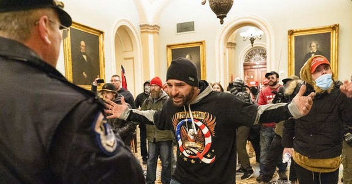 Trump riots at the US Capitol - everything we know so far