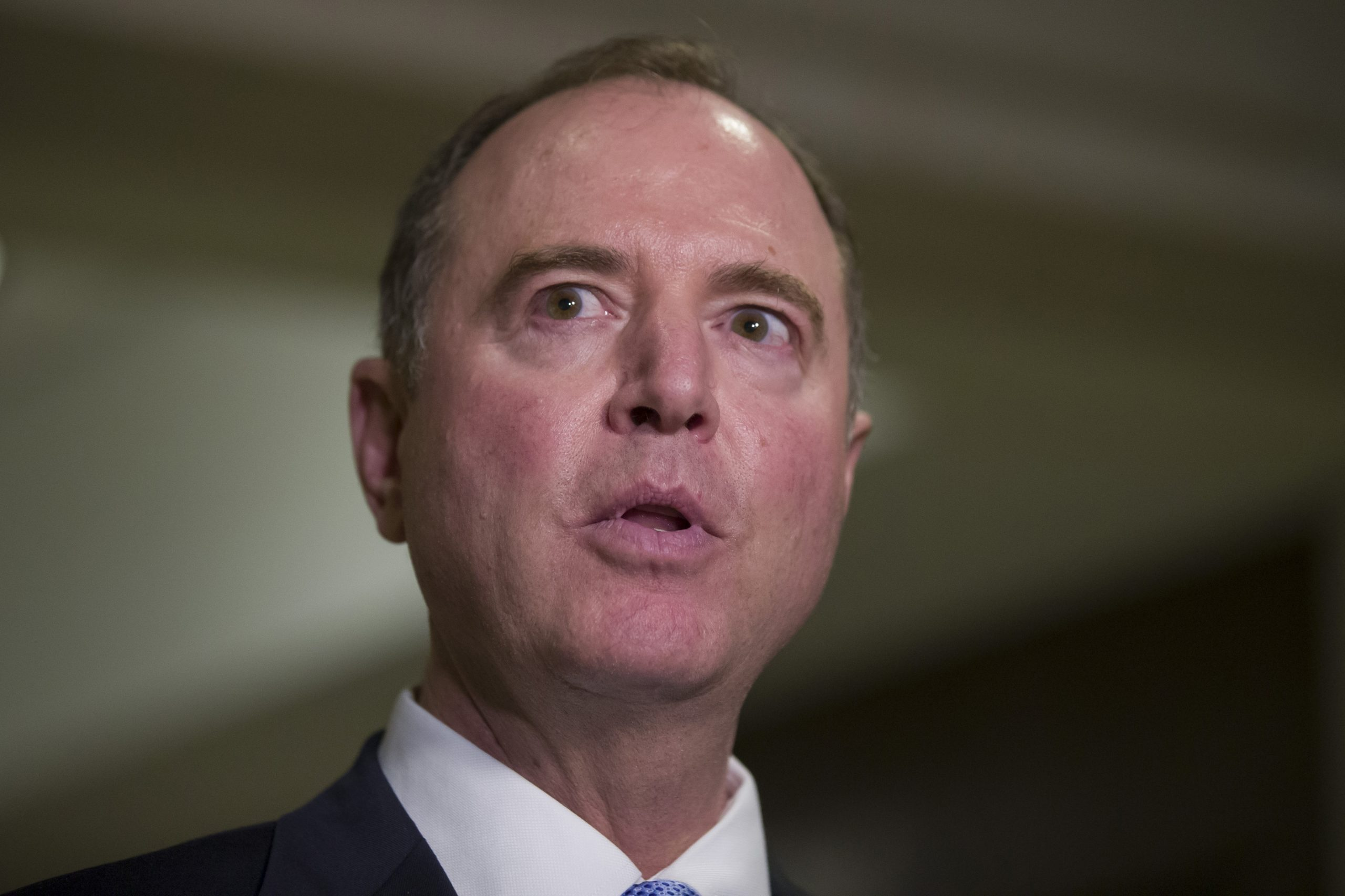 Trump should be denied intelligence briefings, Schiff says